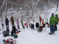 Trainning_Snow2012